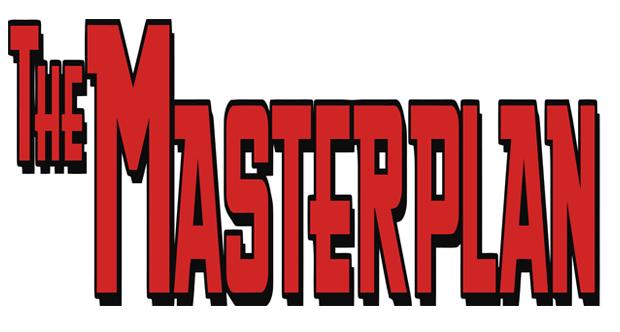 the masterplan logo banner