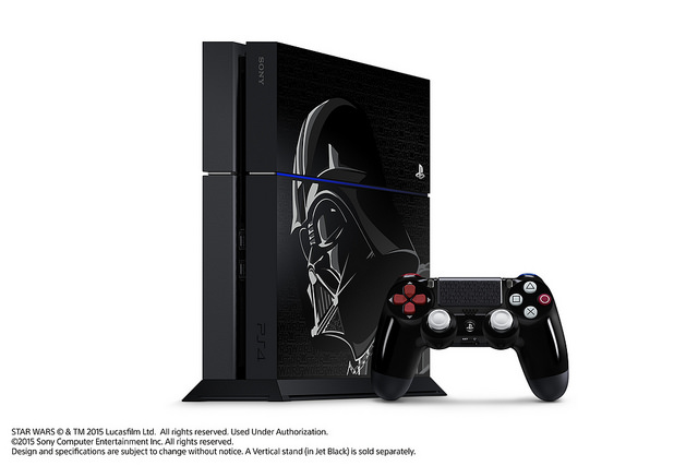 Limited Edition Star Wars PS4 2