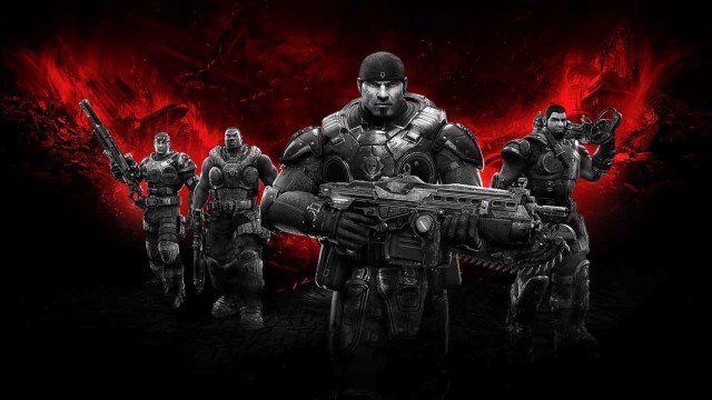 gears of war ultimate banner
