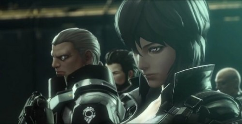 Ghost In The Shell First Assault To Assimilate Steam Soon Monstervine