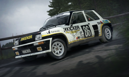 dirt-rally-console