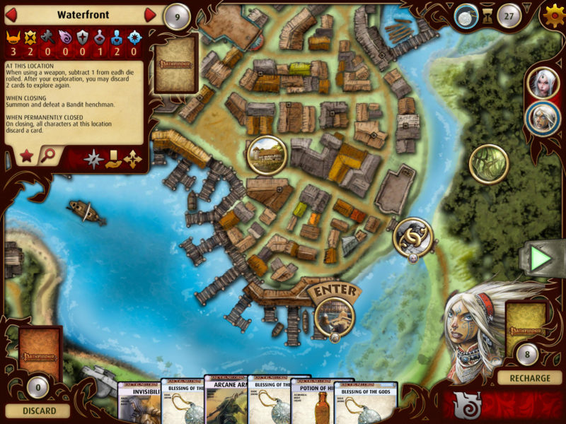 Pathfinder Adventures Coming to iOS, Android, and PC ...