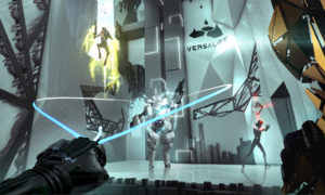 Deus Ex Breach Screenshot