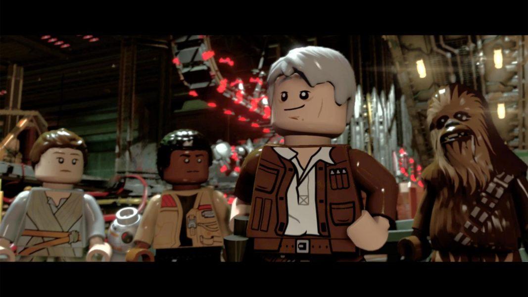 lego star wars  the force awakens e3 trailer