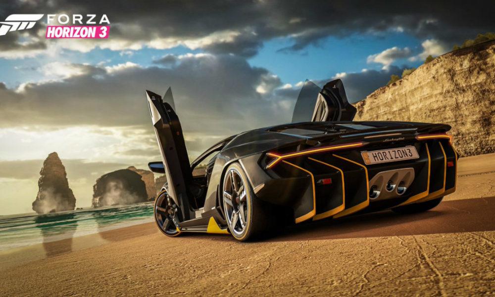 Forza Horizon 3 Banner