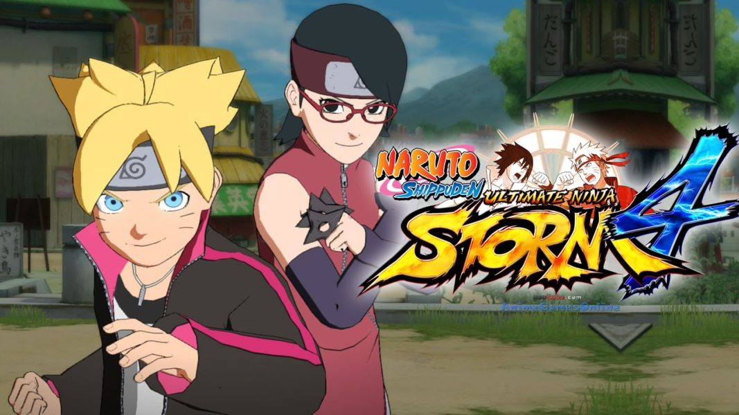 naruto shippuden ultimate ninja storm 4 gets physical edition of