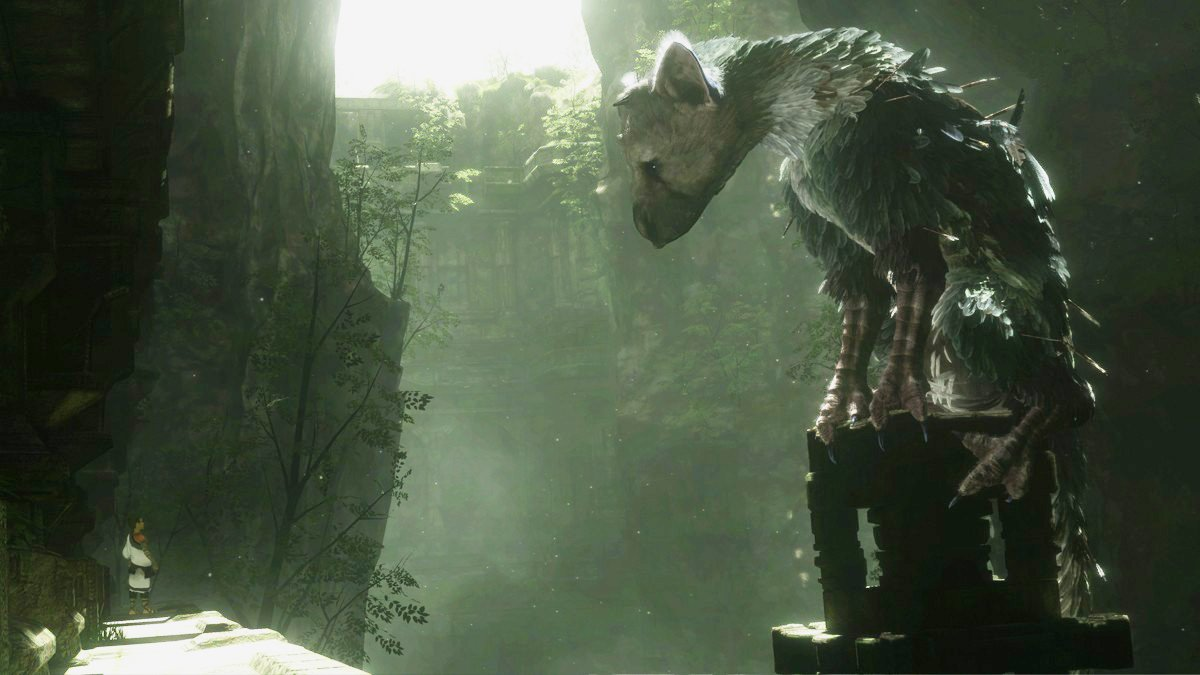 the last guardian review | monstervine