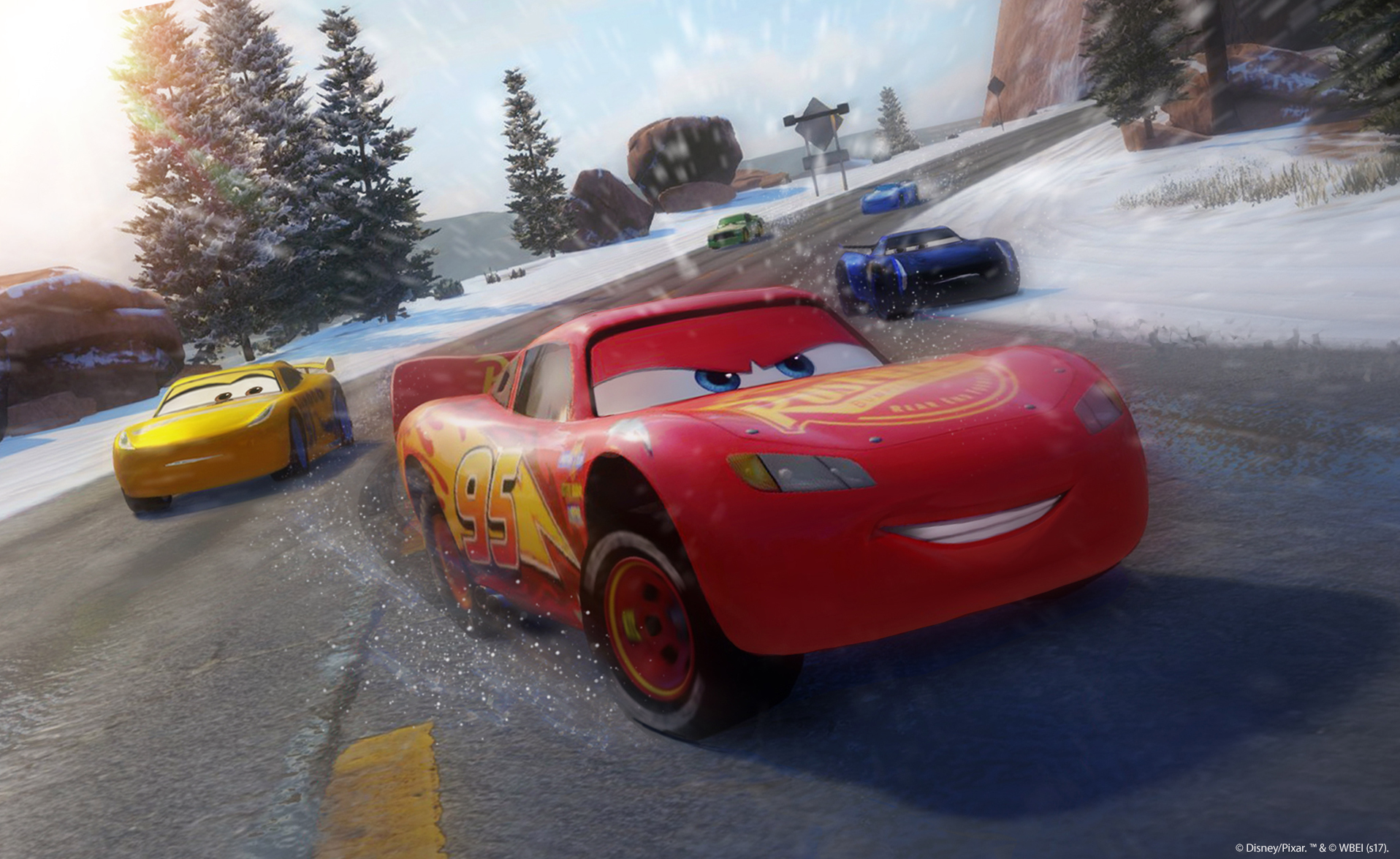 Cars 3 Driven To Win Review Monstervine