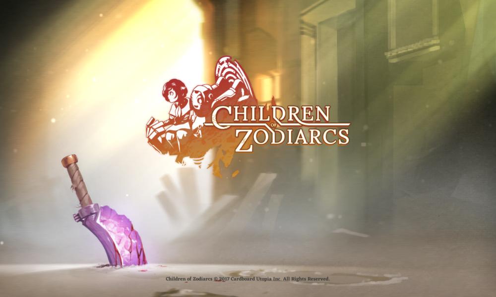 Children of Zodiarcs Header