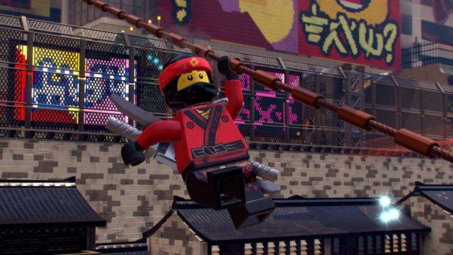 The Lego Ninjago Movie Video Game Review - Lego Ninja, Go