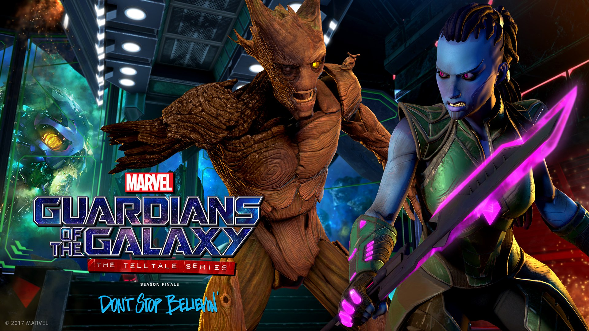 telltales guardians   galaxy episode  dont stop believin review galaxy guarded