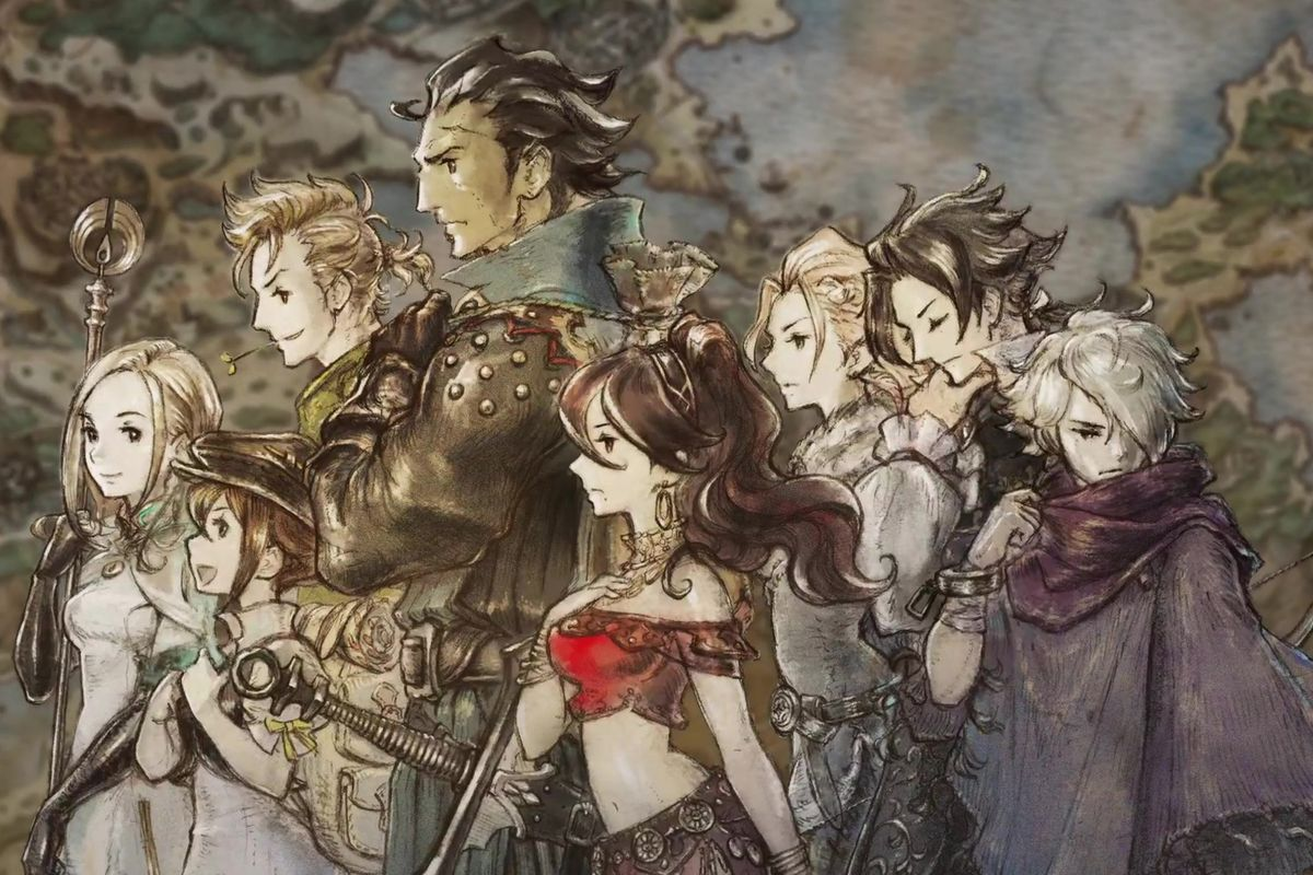 Octopath Traveler Takes 50-60+ Hours to Complete | MonsterVine