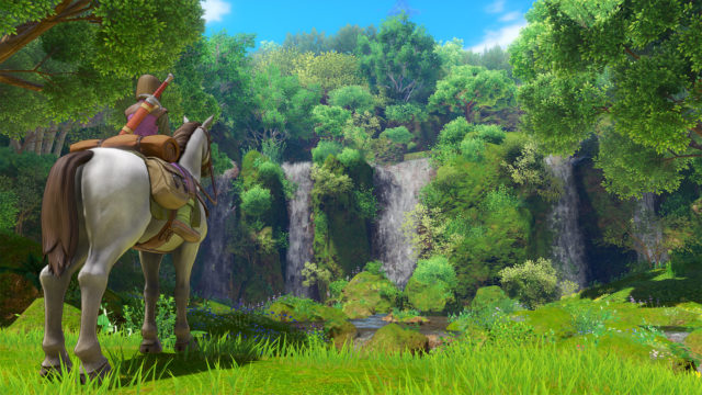 Dragon Quest XI: Echoes of an Elusive Age Review - A True