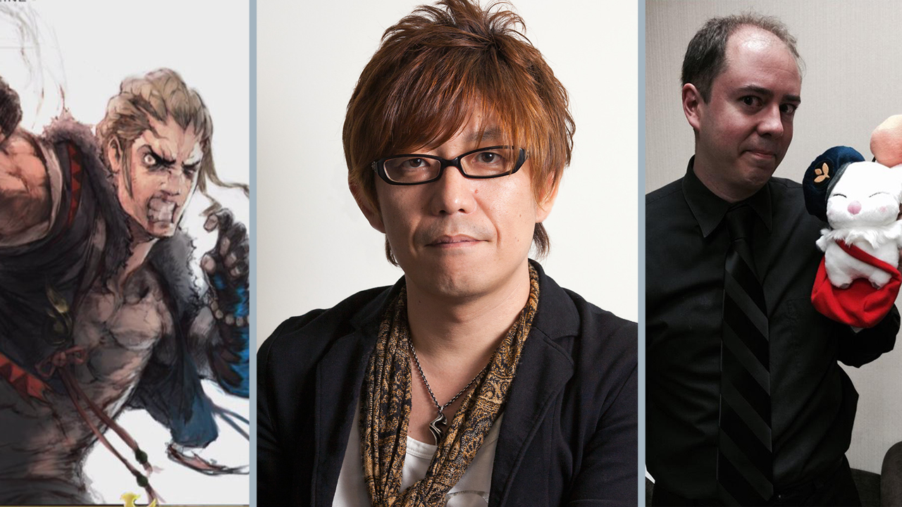 Legends of the Industry: Naoki Yoshida, Yusuke Mogi, and Koji Fox