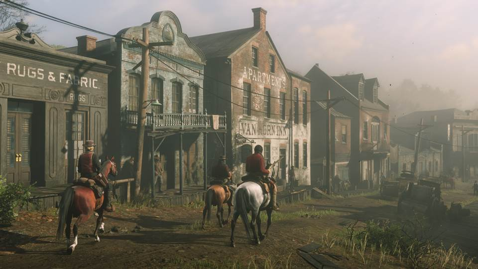 Red Dead Online Review - The Assassination of your Game