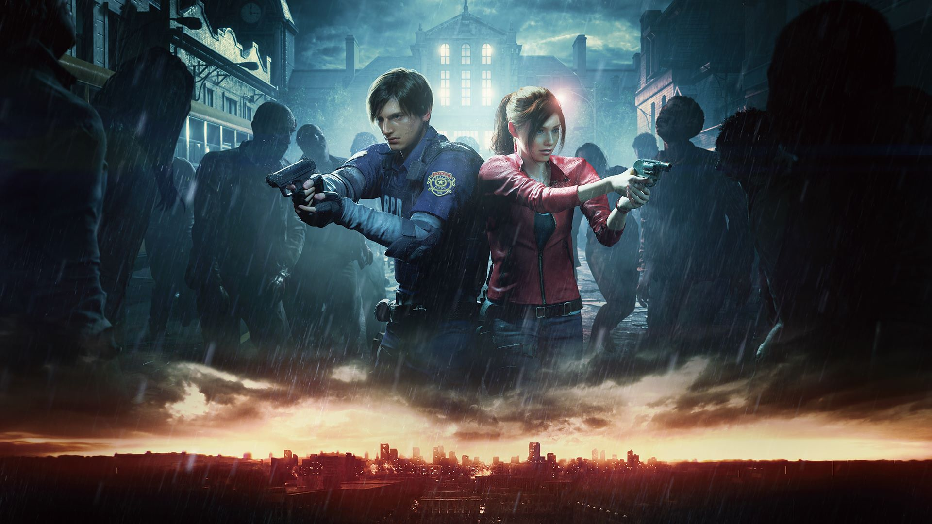 Resident Evil 2 Review Mr X Gon Give It To Ya Monstervine