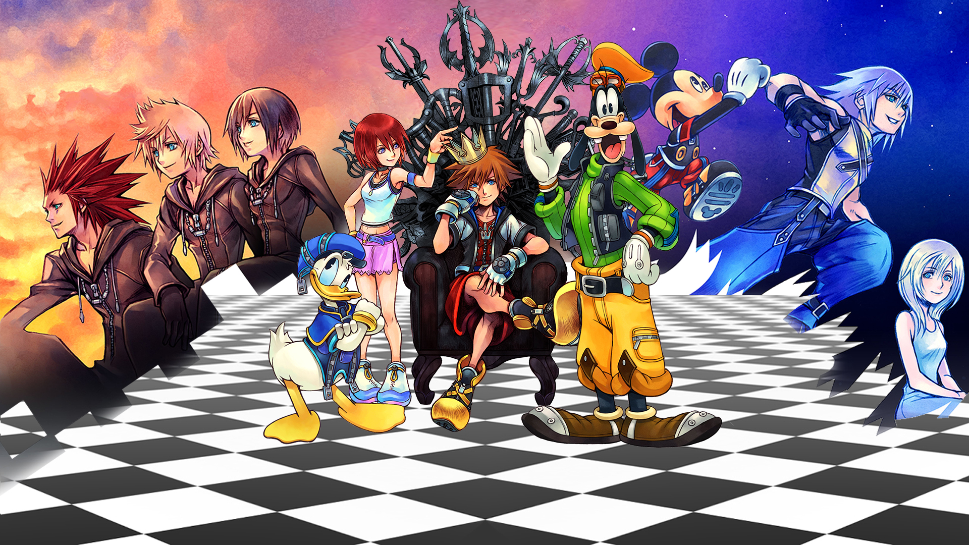 What Kingdom Hearts Games Do You Really Need To Play Before