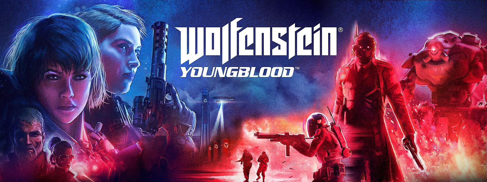 Wolfenstein: Youngblood Review - Oofenstein | MonsterVine
