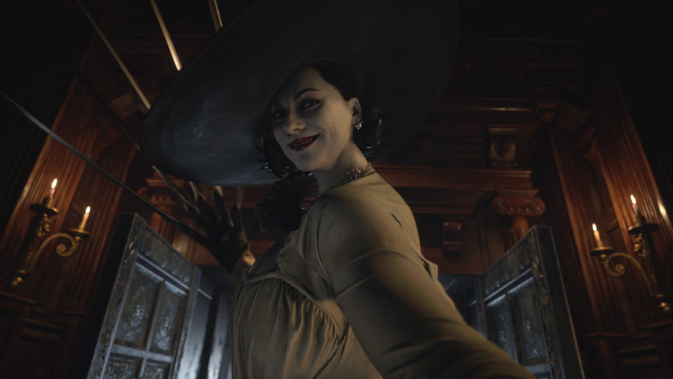Resident Evil: Village - Maiden Demo Preview - Village ...
